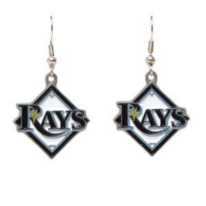Tampa Bay Rays Dangle Earrings -