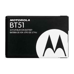 Motorola BT51 New Standard OEM Battery for Motorola W755 (Battery Phone Flip Motorola)