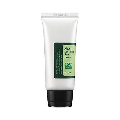 Cosrx SPF 50 Aloe Soothing Sun Cream 1.7 Ounce