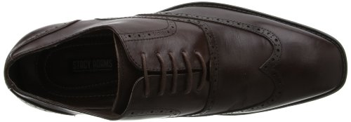Stacy Adams Mens Wardell Shoe Brown