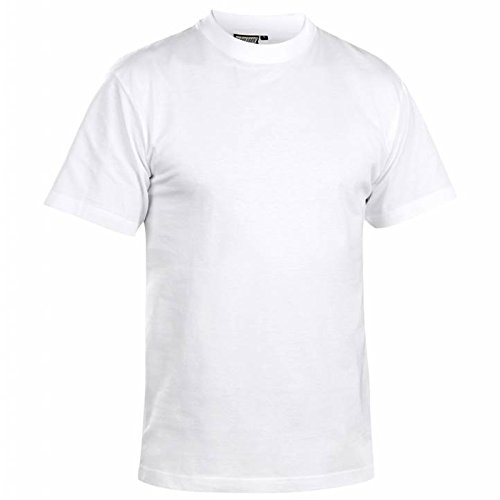 Blakläder 330210301000x L Set 10T-Shirts Größe XL Weiß