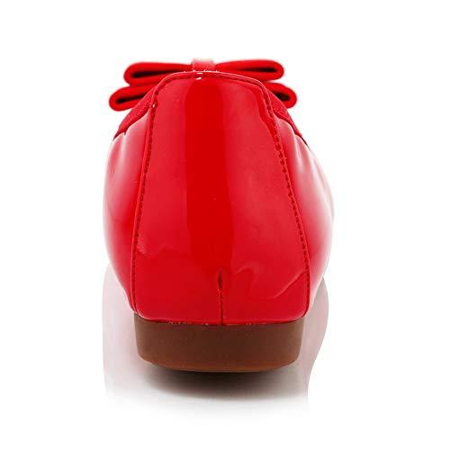 Sandales EU DGU00702 5 36 Femme Red Compensées Rouge AN R5WnqwBPn