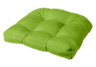 5429 Sunbrella (Tufted Chair Cushion | Rounded Back Corners | 21