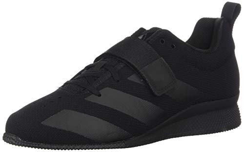 adidas Men's Adipower Weightlifting II Cross Trainer, Black, 11 M US