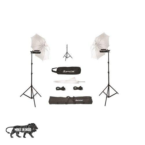 Sonia Porta Light Kit with Light Stand