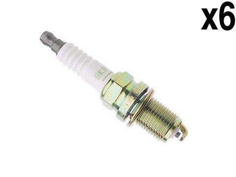 Volvo (92-98 2.9L) Spark Plug set (6 plug) NGK BKR6E ()