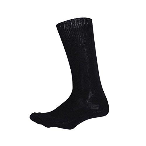 Gi Cushion Sole Socks - G.I. Type Cushion Sole Socks - Pair (Medium, Black)