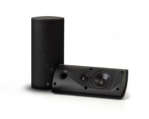 Boston Acoustics Bravo 20 Compact High Performance Loudspeaker - Black by Boston Acoustics