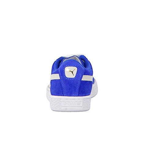 Puma Suede Junior Snorkel Blue 355110021