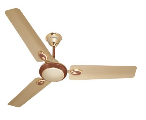 Havells Fusion 1400mm Ceiling Fan (Beige Brown)