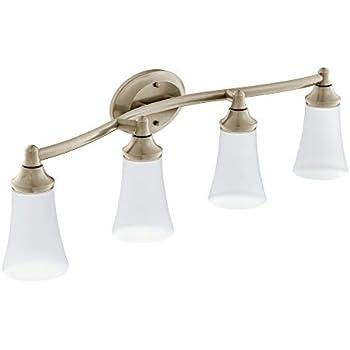 Moen Yb2864bn Eva 4 Light Dual Mount Bath Bathroom Vanity