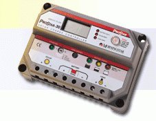 Morningstar Prostar PS-15M-48V 15A Charge Controller w/ Display by Morningstar