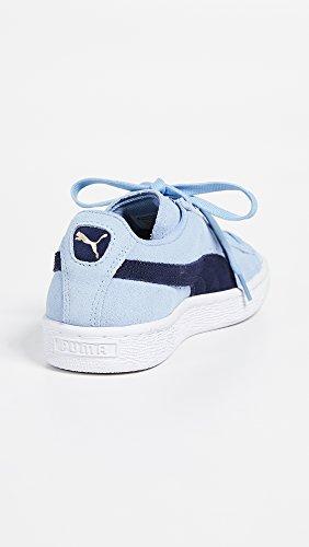 Women's Sneaker peacoat Cerulean Suede Classic Puma BHzOSqq