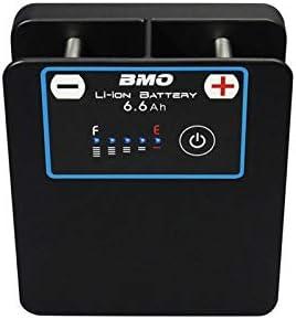 BMO JAPAN ビーエムオージャパン リチウムイオンバッテリー6.6Ah バッテリーのみ