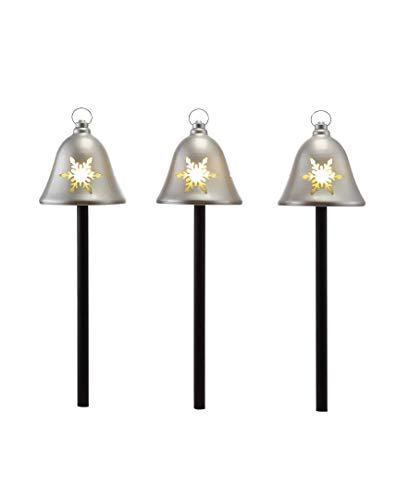 Christmas Bell Pathway Lights