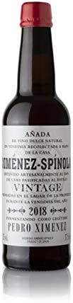 Vino de Pedro Ximénez. PX Vintage Ximénez-Spínola
