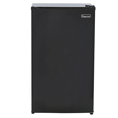 Magic Chef Refrigerator Black ENERGYSTAR