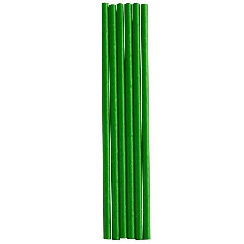 (Perfectware 7.75 Green Paper Straw)