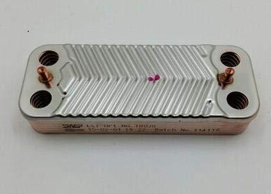 Intercambiador de placas Ariston egis nox 24ff