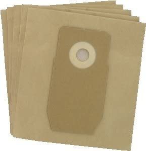5 paper vacuum cleaner bags for