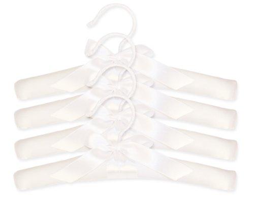 Trend-Lab-Satin-Hangers-White-4-Piece