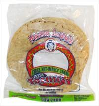 Mama Lupe's Low Carb Tortillas10 ct Certified Kosher by OU by Mama Lupe's