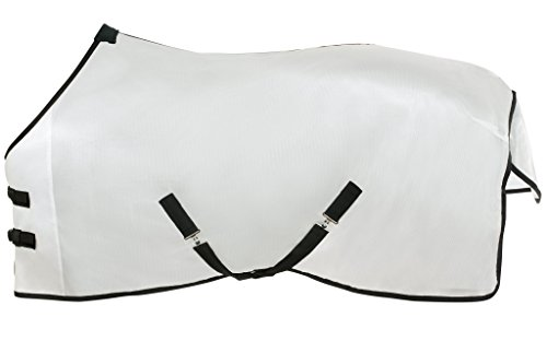 Horze Durafit Fly Sheet White (69) by Horze