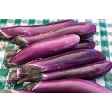 Japanese Eggplant - Avg 10 Lb Case