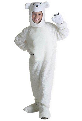 Kacm Polar Bear Kids Cosplay Costume (Polar Bear Costume Mens)