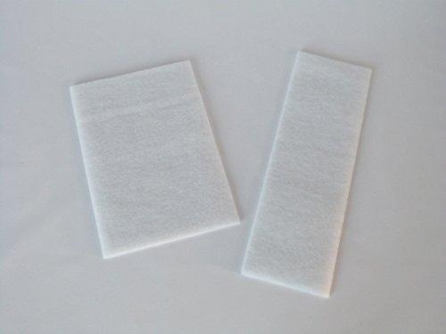 5x Kit filtre alternatif G4Convient pour Helios kwl EC 450/kwl 500Onze de kwl EC 500/4/4Filtre 00039(10) Sparhai24