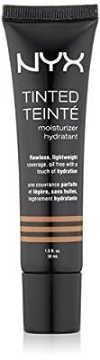 NYX Cosmetics Tinted Moisturizer, Tan, 1 Ounce