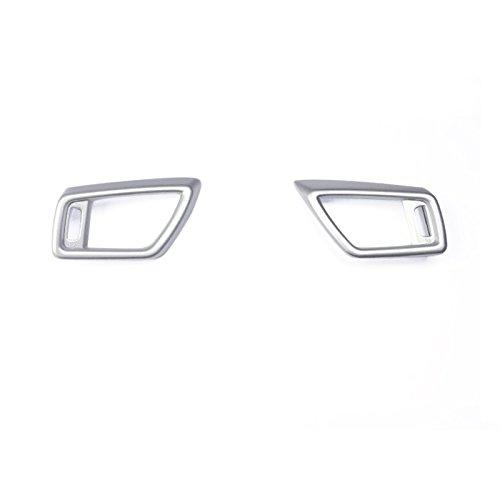 ABS mate interior Front Side Aire acondicionado Vent Outlet Cover Trim 2pcs para coche accesorios nsxt YUZHONGTIAN Auto Trims Co. Ltd