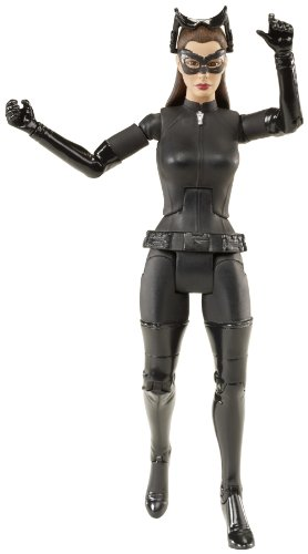 Batman The Dark Knight Rises Movie Masters Collector Catwoman Figure (Styles May Vary)]()