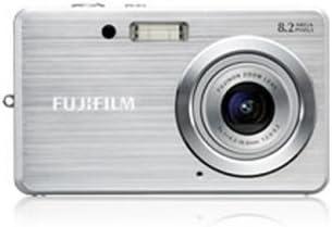 Fujifilm Finepix J10 Digitalkamera 2 5 Zoll Silber Kamera