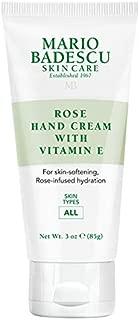 product image for Mario Badescu Rose Hand Cream with Vitamin E, 3 oz