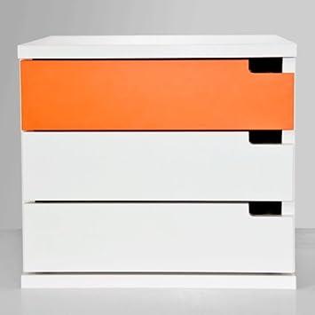 CajonesUnicos - Cajonera modular blanca mim3 40cm blanco ...