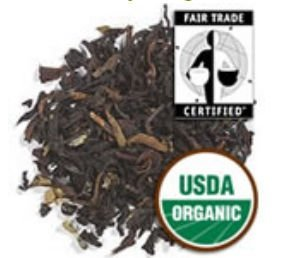 Darjeeling Black Tea Organic & Fair Trade - 1 lb,(Frontier) ( (Frontier Darjeeling Black Tea)