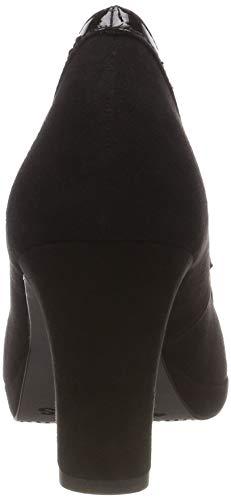 Femme 1 Noir 24413 Escarpins 31 Black Tamaris Bxwpvfqt