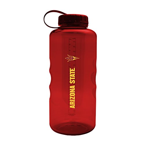 - NCAA Arizona State Sun Devils 60oz Plastic Sport Bottle