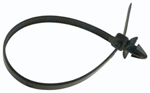 com push mount cable tie for imports mm length com 25 push mount cable tie for imports 200mm length office products