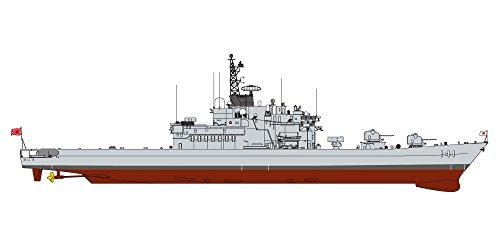 ピットロード 1/700 スカイウェーブシリーズ 海上自衛隊 護衛艦 DDH-141 はるな プラモデル J80
