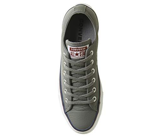 6 Converse Scarpe Metallico All Uk Star Donna Ox Bianco Size 8rwp8qAn