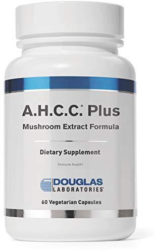 Douglas Laboratories - A.H.C.C. Plus - Mushroom Extract Formula with Arabinogalactin for Immune Support* - 60 Capsules