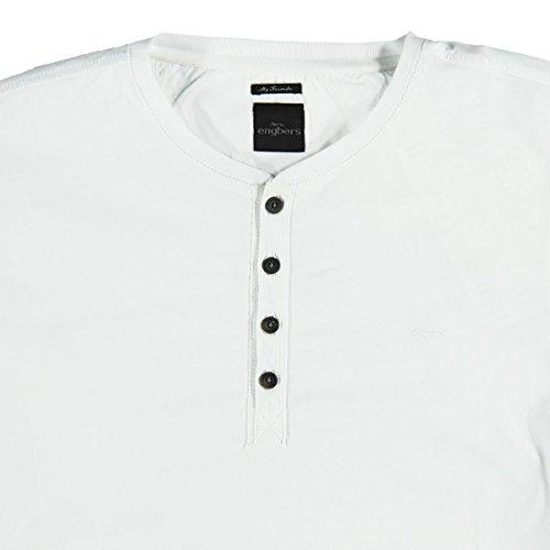 "engbers Herren T-Shirt ""My Favorite"", 24086, Weiß"