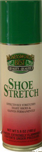 Moneysworth & Best Shoe Stretch - 5.6 Ounces (Boot Stretch Leather)