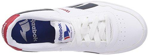 Reebok Royal Effect - Zapatillas infantil White/Navy/Stadium Red