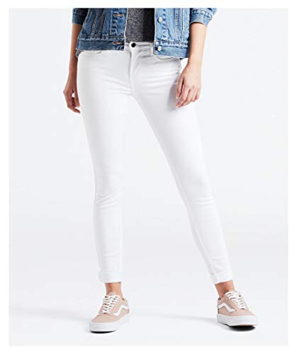 Blanco 710 Mujer Innovation Skinny Levis Pantalon wnpxqSTCA