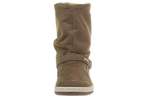 Asics Meriki Boots Brown / Brown Brown GPzUtH6