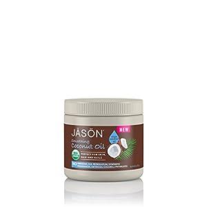 Jason Organic Coconut Oil, 15 Ounce