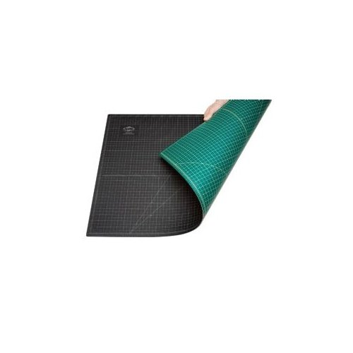 Alvin GBM1824 GBM Series 18 inches x 24 inches Green/Black Professional Self-Healing Cutting Mat
